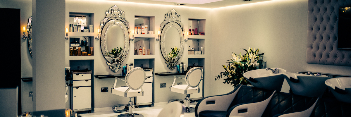 Hoar Cross Hall Salon
